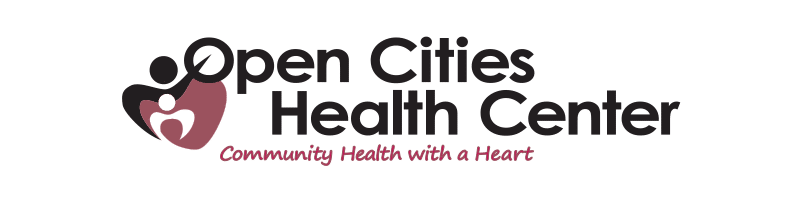 Open Cities Health Center Logo